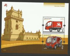 Portugal 2013 - Europa CEPT Portugal, Postal Transports S/S MNH - 1910-... Republiek