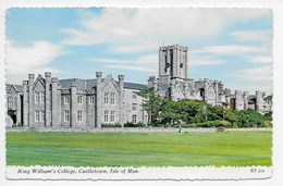 King William's College, Castletown, Isle Of Man - Bamforth - Isle Of Man