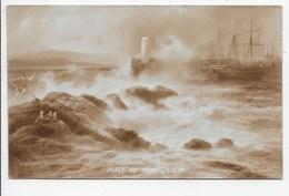 Port St. Mary. I.O.M. - Elmer Keene - Man (Eiland)