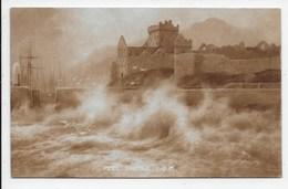 Peel Castle. I.O.M. - Elmer Keene - Man (Eiland)
