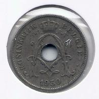 ALBERT I * 10 Cent 1930 Vlaams  Ster Op 2 Punten + 2 Volle Lijnen * Nr 5536 - 1909-1934: Albert I