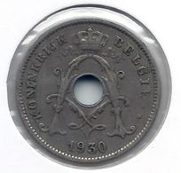 ALBERT I * 10 Cent 1930 Vlaams  Ster Op 2 Punten + 2 Volle Lijnen * Nr 5538 - 1909-1934: Albert I