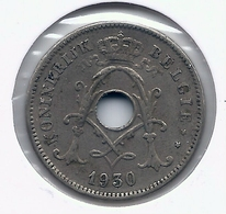 ALBERT I * 10 Cent 1930 Vlaams  Ster Op 2 Punten + 2 Volle Lijnen * Nr 5539 - 1909-1934: Albert I