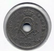 ALBERT I * 10 Cent 1930 Vlaams  Ster Op 2 Punten + 2 Volle Lijnen * Nr 5540 - 1909-1934: Albert I