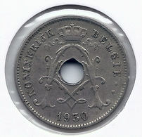 ALBERT I * 10 Cent 1930 Vlaams  Ster Op 2 Punten + 2 Volle Lijnen * Nr 5541 - 1909-1934: Albert I
