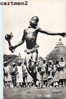 AFRIQUE NOIRE JEUNE DANSEUR DE BOUNDIALI ETHNOLOGIE ETHNIC COTE-D'IVOIRE AFRICA HOA-QUI - Afrique