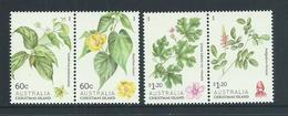 Christmas Island 2013 Flowering Shrubs Set Of 4 MNH - Christmas Island