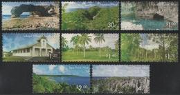 Niue 2014 - Mi-Nr. 1224-1231 ** - MNH - Natur - Niue