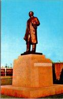 Indiana Gary Judge Elbert H Gary Statue Founder Of Gary - Gary
