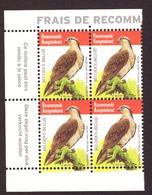 Belgique 2011 Birds - Fish Eagle  € 32.00 # MNH # - Neufs