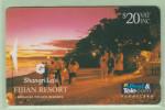 Fiji - 1993 Shangri-La Resort - $20 Private Beaches - FIJ-019 - FU - Fiji