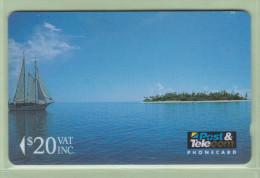 Fiji - 1992 First Issue - $20 300 Islands - FIJ-005 - VFU - Fiji