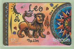 New Zealand - 1997 Zodiac Series - $12 Leo - Mint - NZ-P-105 - Neuseeland