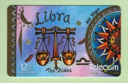 New Zealand - 1997 Zodiac Series - $12 Libra - Mint - NZ-P-106 - Neuseeland