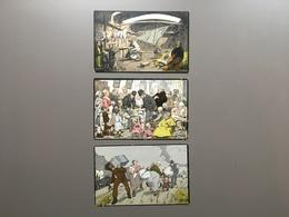 OST - Belgische Vluchtelingen - Oorlog - Guerre -  1914-1918 - Sluis - Oorlog 1914-18