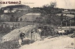 ECOCHE A LA NOUVELLE JERUSALEM ERMITE FERME 42 LOIRE - France