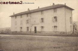 PANISSIERES LA GENDARMERIE 42 LOIRE - Francia