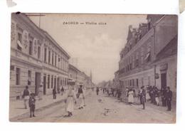 HRVATSKA CROATIA CROATIE Vlaska Ulica Krcma  Zagreb Dopisnica - Bosnie-Herzegovine