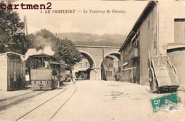 LE PERTUISET LE TRAMWAY DE FIRMINY 42 LOIRE - Frankrijk