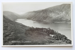 Glenveigh Glenveagh Castle, Co. Donegal, Ireland, Real Photo Postcard - Donegal