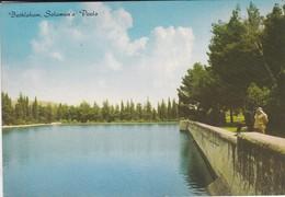 ISRAEL---BETHLEHEM--solomon's Pools--les Bassins De Salomon--voir 2 Scans - Israel