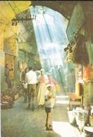 ISRAEL---JERUSALEM--une Ruelle Dans La Ville---voir 2 Scans - Israel