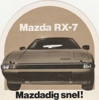 MAZDA RX-7 Sticker, Autocollant - Autocollants