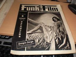 Funk Und Film 1947 Georgia Lange Bobby Bennet - Magazines