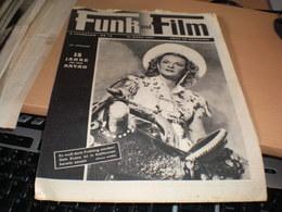 Funk Und Film 1947 Jane Russel - Magazines