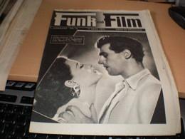 Funk Und Film 1947 Phillis Calvert Und Stewart Granger,Arlene Dahl - Magazines
