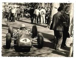 PHOTO SPORT AUTOMOBILE CIRCUIT DE PAU ANNEES 60 T TAYLOR SUR LOTUS - Sports