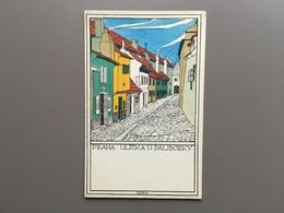 PRAHA - PRAAG - Daliborky - Illustrateur - Art Deco - Tsjechië
