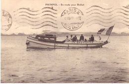 Paimpol En Route Pour Bréhat - Paimpol
