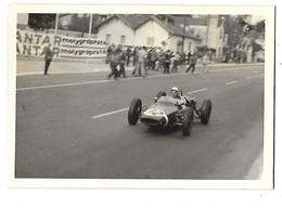PHOTO SPORT AUTOMOBILE CIRCUIT DE PAU ANNEES 60 MAURICE TRINTIGNANT SUR LOTUS - Sports