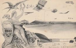 69 - LYON - Semaine D' Aviation 1910 - Autres