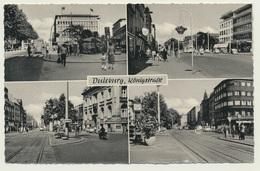 AK  Duisburg Königstraße - Duisburg