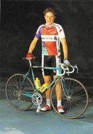 Cycliste: Fabian Jeker, Equipe De Cyclisme Professionnel: Team Helvetia, Suisse 1991 - Sports