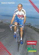 Cycliste: Marco Pantani, Equipe De Cyclisme Professionnel: Team Carrera Tassoni, Italie 1993 - Cyclisme