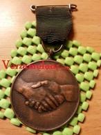 Medaille / Medal -  Wandel Mee In U N W Almelo 1953 - The Netherlands - Pays-Bas