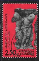 FRANCE 2813 Martyrs De La Résistance  . - France