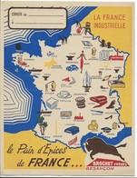Protège Cahier Le Pain D'Épices De FRANCE ... Brochet Frères BESANÇON - Pain D'épices