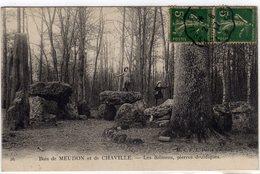 Meudon Chaville Bois Les Dolmens - Meudon