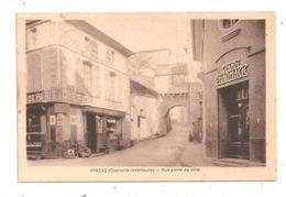 Jonzac-Rue Porte De Ville- Grande Pharmacie (C.9945) - Jonzac