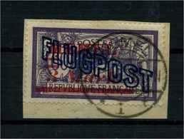 MEMEL 1920 Nr 40 Gestempelt (113218) - Memelgebiet