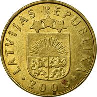 Monnaie, Latvia, 10 Santimu, 2008, TTB, Nickel-brass, KM:17 - Lettonie