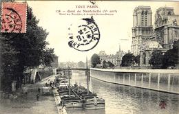 TOUT PARIS -174- Quai De Montebello -coll. Fleury - Arrondissement: 05