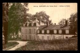27 - SAINT-JUST - CHATEAU DU ROCHER - Francia