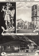 9312-MONTE S.ANGELO(FOGGIA)-IL SANTUARIO-1954-FG - Foggia