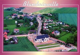 Blandainville. (Vue Aérienne) - France