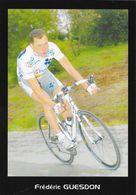Cycliste: Frédéric Guesdon, Equipe De Cyclisme Professionnel: Team La Française Des Jeux, France 2004 - Sports